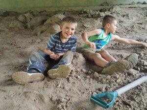 Cooper And Logan
