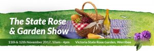 State Garden and rose show